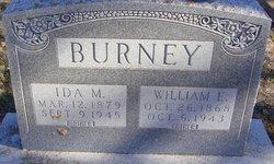 Ida M Burney