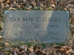 Eva Mae <i>Russell</i> Carroll