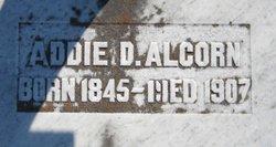 Addie D. Alcorn