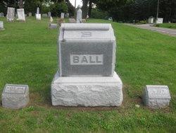 Mary Ann <i>Haight</i> Ball