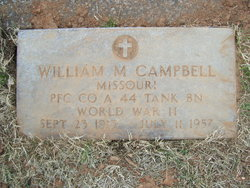 William M. Campbell