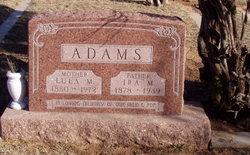 Lulu <i>Blackford</i> Adams