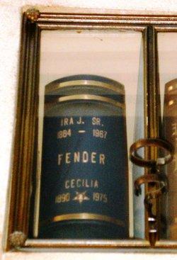 Cecilia Christina <i>Jansen</i> Fender