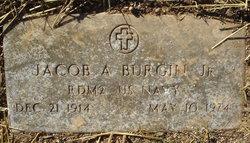 Jacob A Burgin, Jr