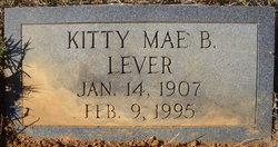 Kitty Mae <i>Beckham</i> Lever