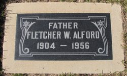 Fletcher Wade Alford