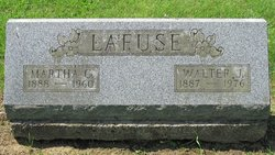 Walter J. LaFuse