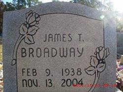 James T Broadway