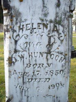 Helen Aurelia <i>Shoemaker</i> Huntoon