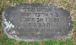 Abraham M Ansel
