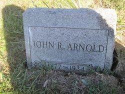 John R Arnold