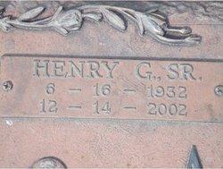 Henry G. Alderete, Sr