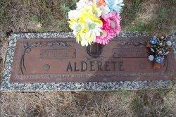 Alvina M. Alderete