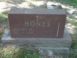 Sidney Martin Hones