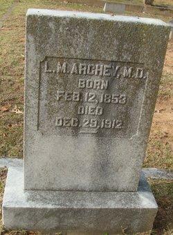 Dr Leona Marion Archey, Sr