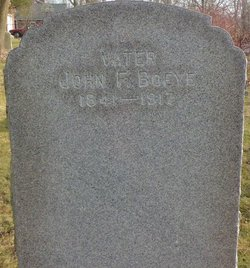 John F. Boeye