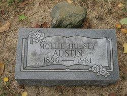 Mary Mollie <i>Hulsey</i> Austin