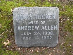 Mary <i>Tucker</i> Allen
