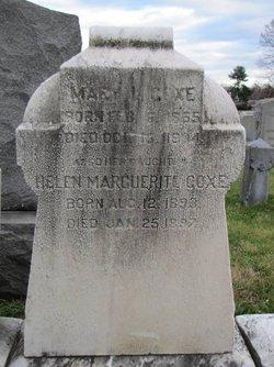 Helen Marguerite Coxe