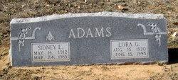 Lora G. Adams