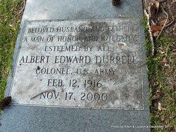 Col Albert Edward Durrell