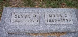 Clyde Blaine Eller