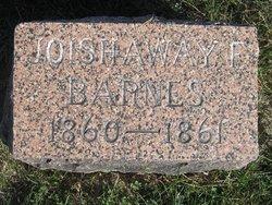 Joishaway F Barnes