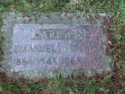 Ida C. <i>Larson</i> Carlson