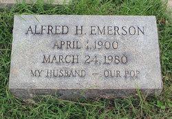 Alfred Herman Emerson