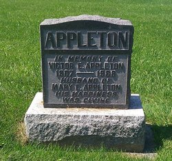 Victor Edwin Appleton