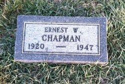 Ernest Warren Chapman