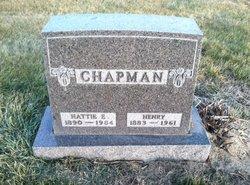 Henry Chapman