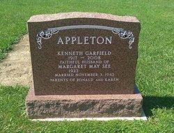 Kenneth Garfield Appleton