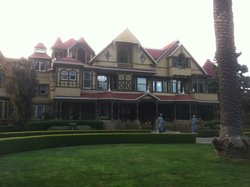 Winchester Mystery House Pet Cemetery