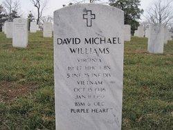 Lieut David Michael Williams