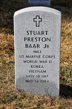 Stuart Preston Baar, Jr