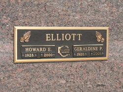 Howard Edward Elliott