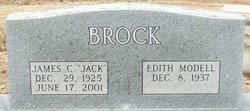 James C Jack Brock