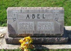 Gladys A Abel