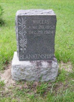 Willis B Blankenship