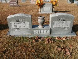 Esther Ophelia <i>Mullikin</i> Riley