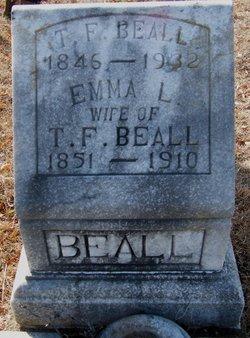Emma Louisa <i>Wooddy</i> Beall