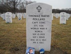 Thomas David Pollard