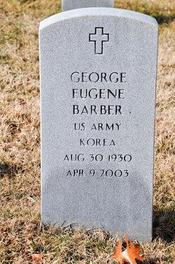 George Eugene Barber