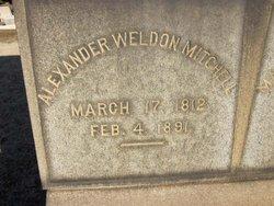 Alexander Weldon Mitchell