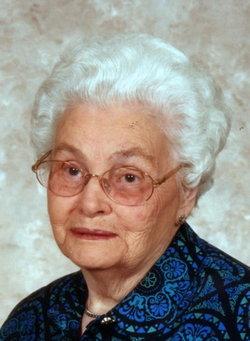 Vivian Gertrude <i>Renfrow</i> Baxter