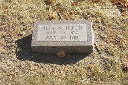 Alta Nettie <i>Heflin</i> Heflin