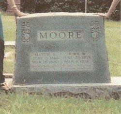 John Whitaker Moore, Sr