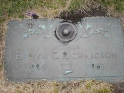 Evelyn Carrie <i>Finnestad</i> Richardson