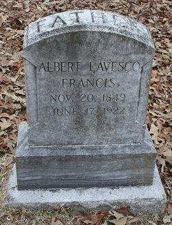Albert Lavesco Francis